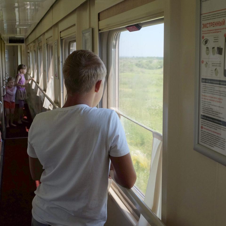 Voyage en Russie