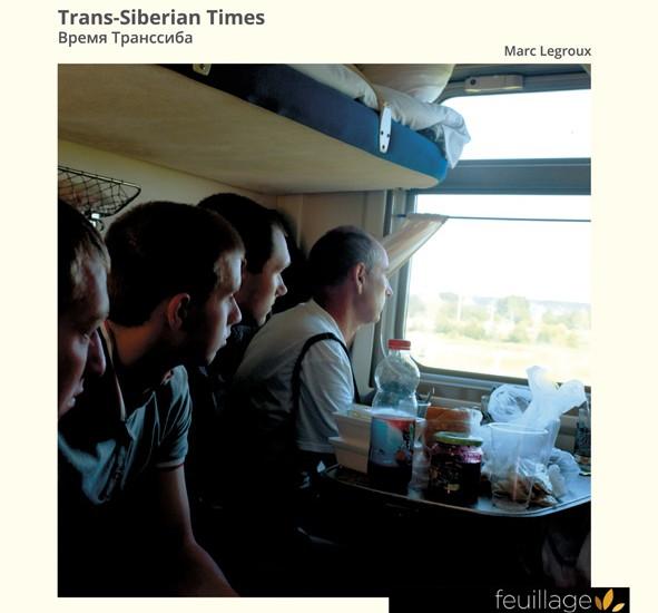 Trans-Siberian - Times 1ere de Couverture