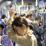 2018_001280 _DSF2178 Hiroshima - Portrait femme endormie - V0