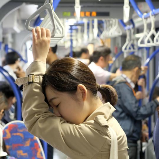 2018_001280 _DSF2178 Hiroshima - Portrait femme endormie - V0_01 539